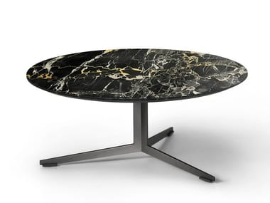 Round marble coffee table OYDO | Marble coffee table