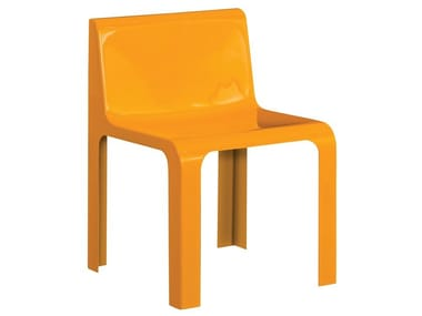 Polyester kids chair OZOO | Kids chair