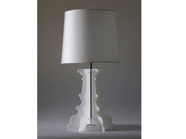 Contemporary style plexiglass lampshade P016 | Lampshade
