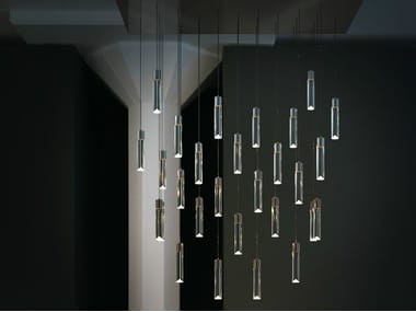 LED adjustable pendant lamp P28