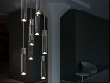 LED pendant lamp with dimmer P8A