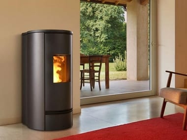 Pellet steel stove Class A+ P920 T | Pellet stove