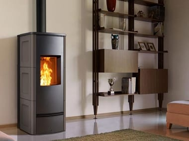 Pellet steel stove Class A+ P930 C | Pellet stove