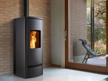 Pellet steel stove Class A+ P930 M | Pellet stove