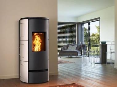 Pellet steel stove Class A+ P930 K | Pellet stove