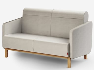 Wool small sofa PACKMAN | Small sofa