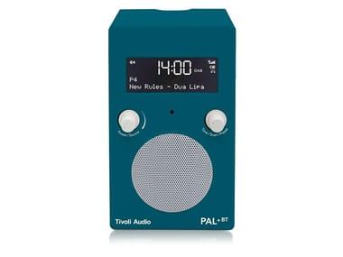 أجهزة الراديو PAL+ BT - DEEP OCEAN TEAL