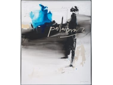 Canvas Painting Palabras