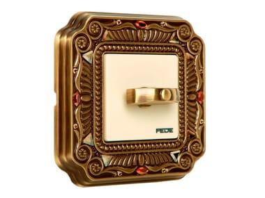 Brass wiring accessories PALACE FIRENZE