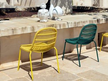 Rope garden chair PANAMA | Chair