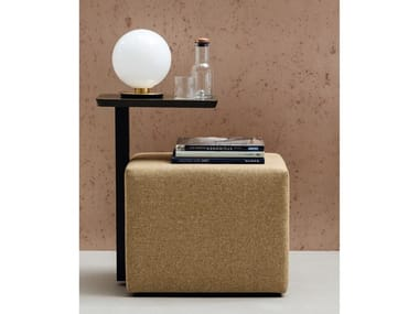 Swivel side table PANEL | Side table