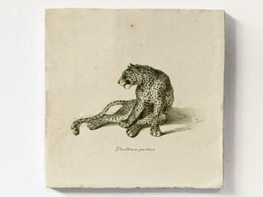 Magnetic tile PANTHER