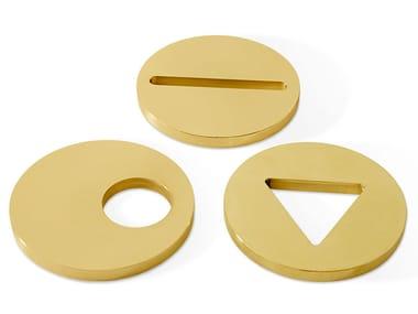 Brass paperweight PAPERWEIGHT