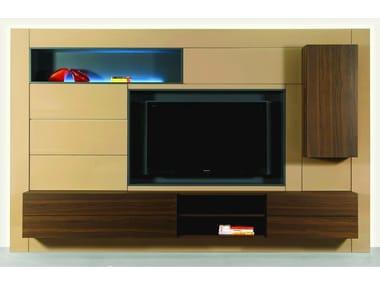 Muebles modulares de pared con soporte para tv Archiproducts