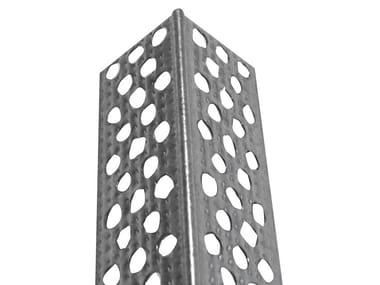 Aluminium Edge protector PARASPIGOLO RASATURA