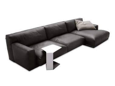 sectional leather sofa paris seoul leather sofa paris seoul collection by poliform design jean. Black Bedroom Furniture Sets. Home Design Ideas