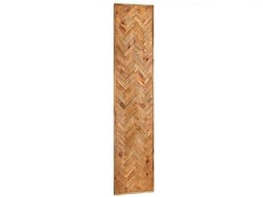 Pannello decorativo in legno massello PASILLA