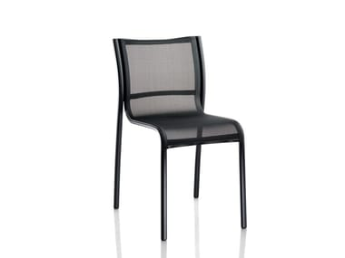 Stackable polyester chair PASO DOBLE | Chair
