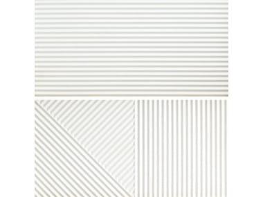 Rivestimento tridimensionale in gres porcellanato PASSEPARTOUT BIANCO #2