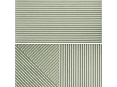 Rivestimento tridimensionale in gres porcellanato PASSEPARTOUT NEO MINT #2