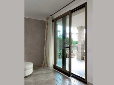 Porta-finestra scorrevole in PVC PVC | Porta-finestra scorrevole