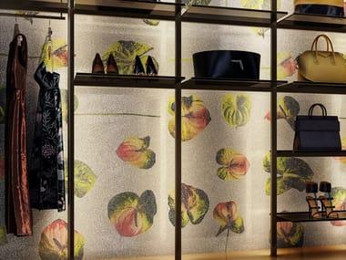 Mosaico in vetro PATTERN ANTHURIUM
