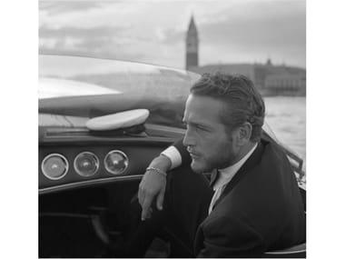 Stampa fotografica PAUL NEWMAN VENEZIA 1963