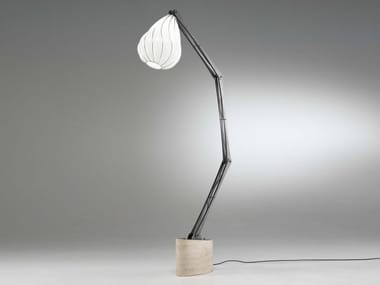 Murano glass floor lamp PEGASO RP 409