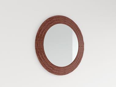 Espelho redondo de parede PELEO