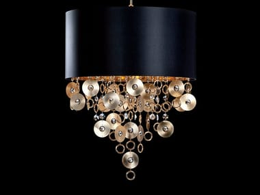Indirect light metal pendant lamp ESMERALDA | Pendant lamp