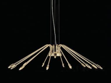 Lampada a sospensione a LED a luce diretta JOLIE   Lampada a sospensione