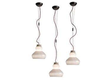Glass pendant lamp BLOB | Pendant lamp
