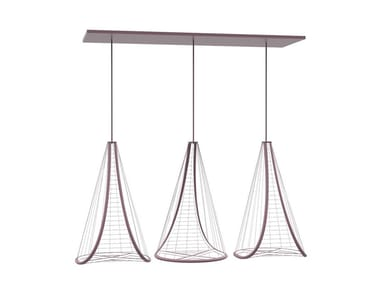 Metal pendant lamp PLS | Pendant lamp