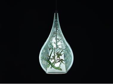 Blown glass pendant lamp ZOE VAN GOGH | Pendant lamp