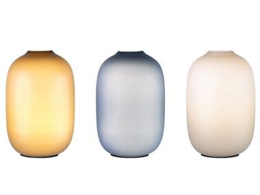 Glass floor lamp ARYA   Floor lamp