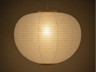Lampada a sospensione a LED in carta giapponese LANTERN | Lampada a sospensione