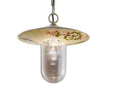 Lampada a sospensione per esterno in ceramica GENOVA | Lampada a sospensione per esterno