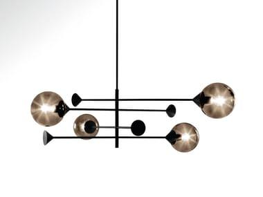 Lampada a sospensione a LED KENDAMA | Lampada a sospensione