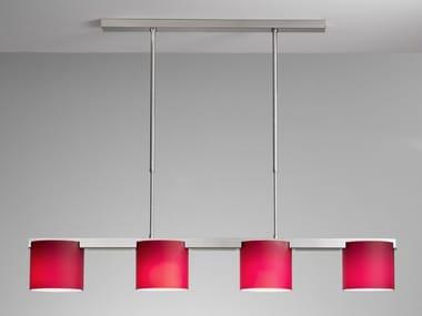 Lampada a sospensione a luce diretta in vetro di Murano VENUS | Lampada a sospensione