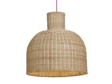 Rattan lampshade VANNERIE | Lampshade