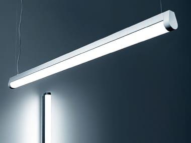 LED extruded aluminium pendant lamp DROP | Pendant lamp