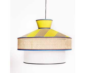Direct light pendant lamp WAGASA BY SERVOMUTO | Pendant lamp