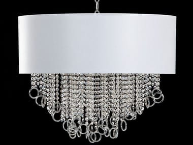 Pendant lamp with crystals LISA | Pendant lamp with crystals