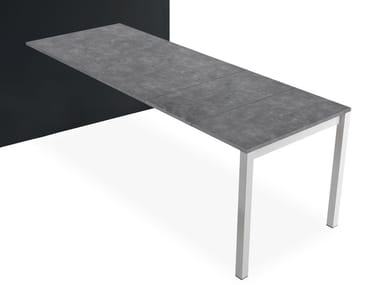Extending peninsula table PENISOLA | Peninsula table