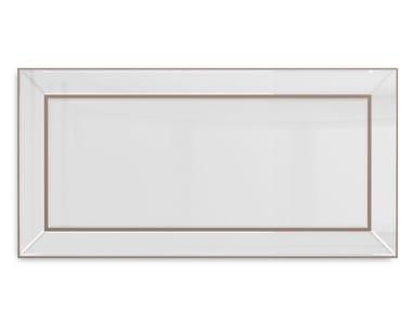Rectangular wall-mounted mirror PENNSYLVANIA | Rectangular mirror
