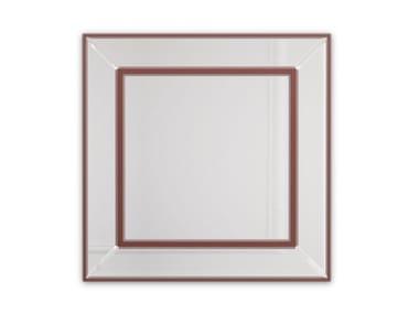 Square wall-mounted mirror PENNSYLVANIA | Square mirror