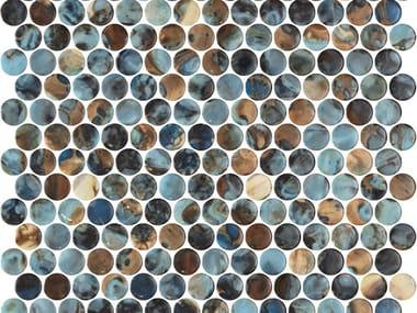 Mosaico de vidrio para interiores y exteriores PENNY PRINT