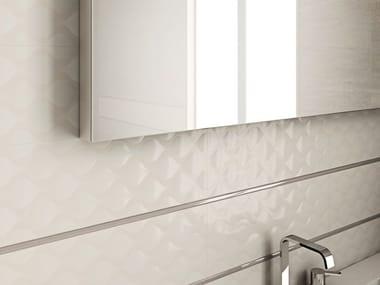 White-paste wall tiles PENSIERO GRIGIO