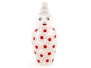 Porcelain vase PEPA