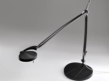 LED with swing arm desk lamp PERCEVAL LED 6338 | Desk lamp